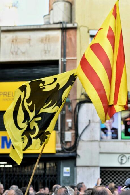 Vlaanderen en Catalonië