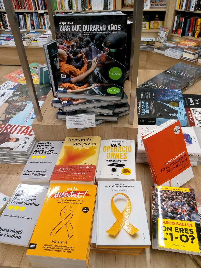 boeken over referendum catalonië