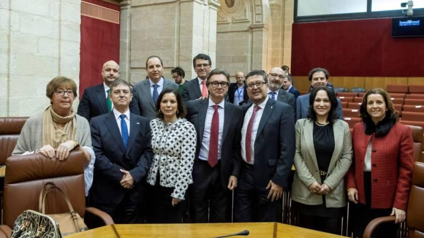 12 verkozenen Vox in Andalusië