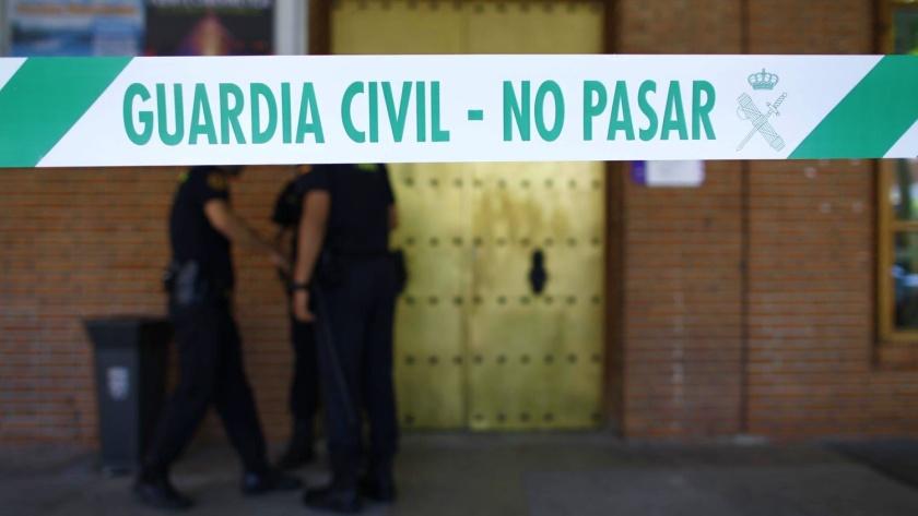 Crisis bij de Spaanse Guardia Civil