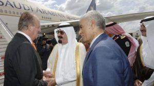 Corruptie Spaanse koning Saudi Arabië